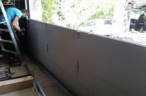 365 Garage Door Panel Replacement